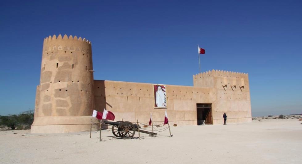 Al Zubarah Fort si affaccia su una città abbandonata che risale al 17 ° secolo - meteoweek.com