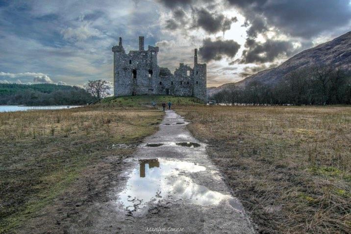 Castello di Kilchurn – Scozia - meteoweek.com