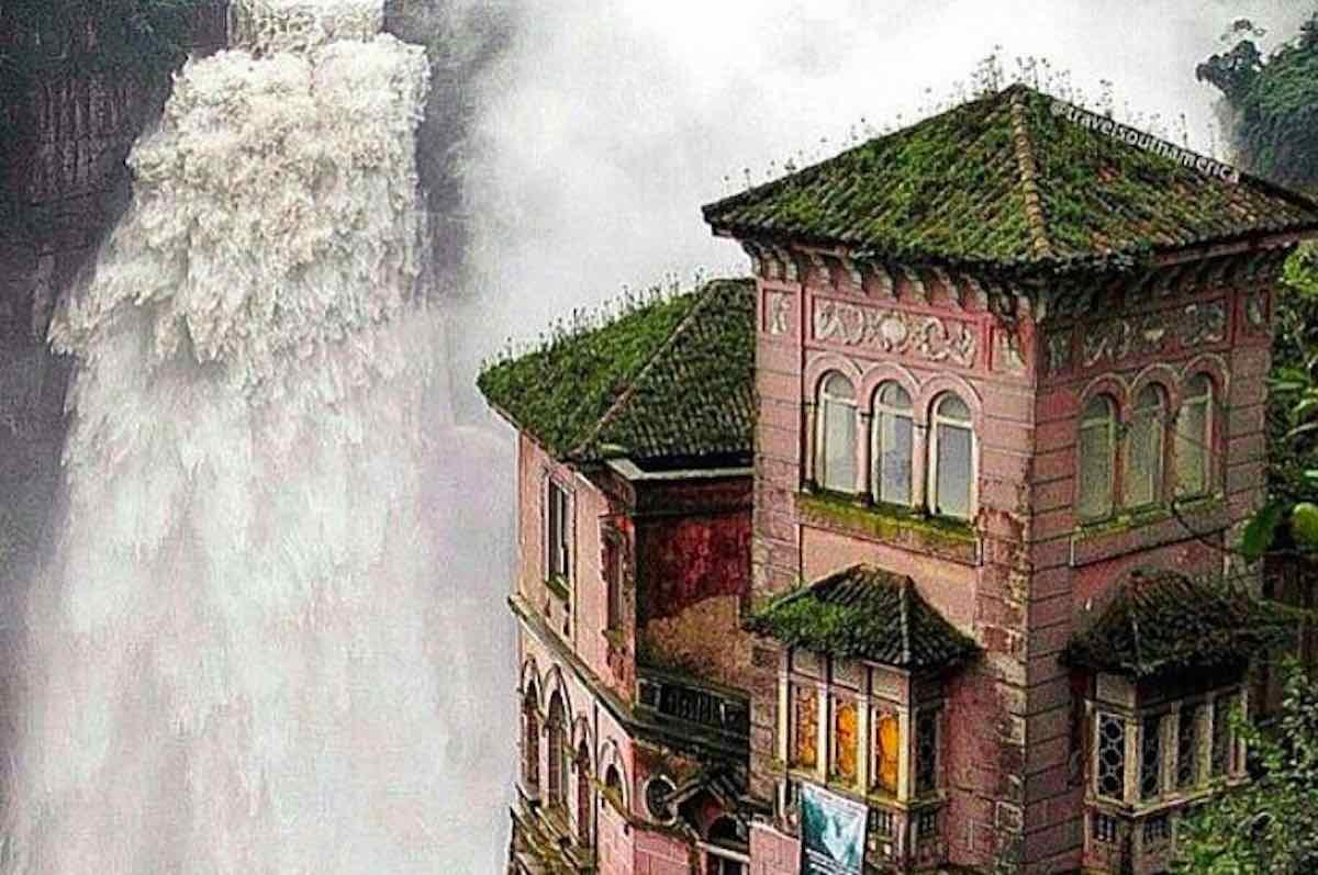 Hotel Del Salto – Colombia - meteoweek.com