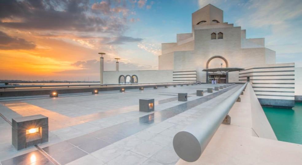 Il Museo di Arte Islamica si trova sulla propria isola - meteoweek.com