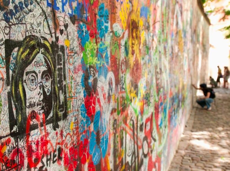 John Lennon Wall - meteoweek.com