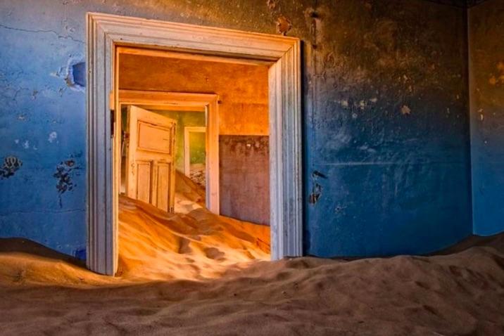 Kolmanskop Namibia - meteoweek.com