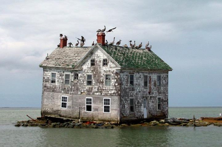 L'ultima casa di Holland Island – USA - meteoweek.com