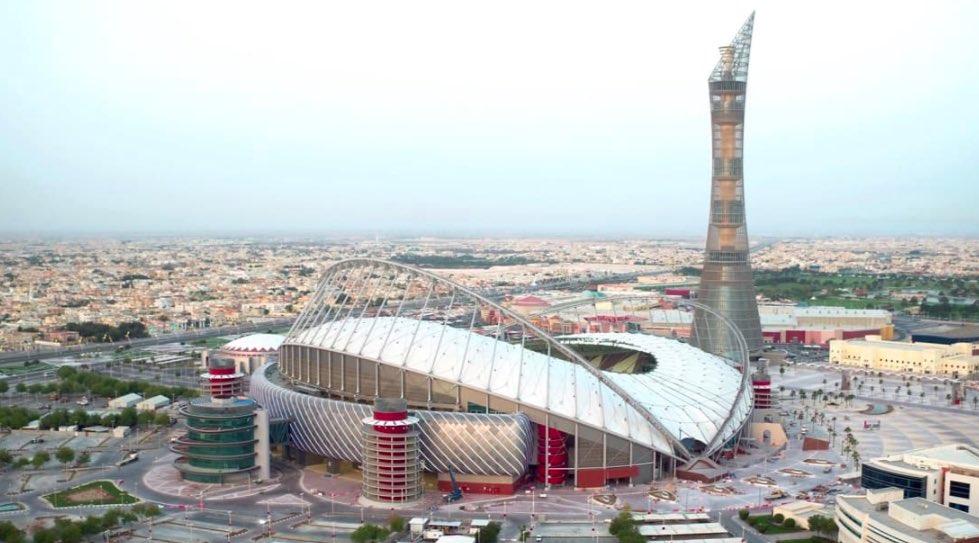 Lo stadio internazionale Khalifa di Doha è il primo torneo completo per la Coppa del Mondo FIFA del 2022 - meteoweek.com