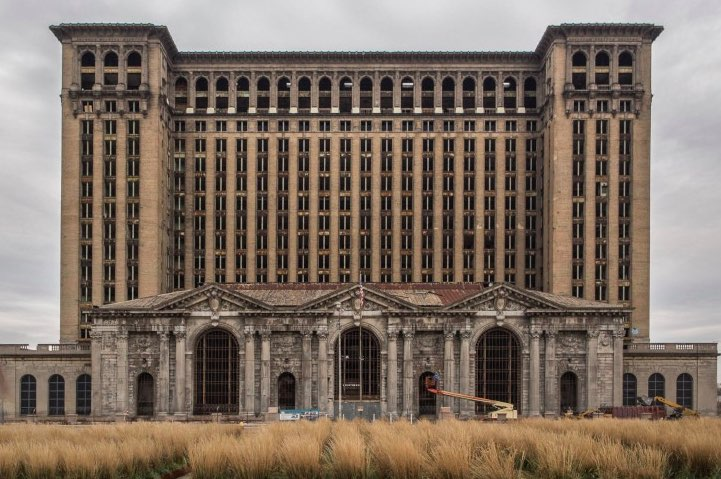 Michigan Central Train Station – USA - meteoweek.com