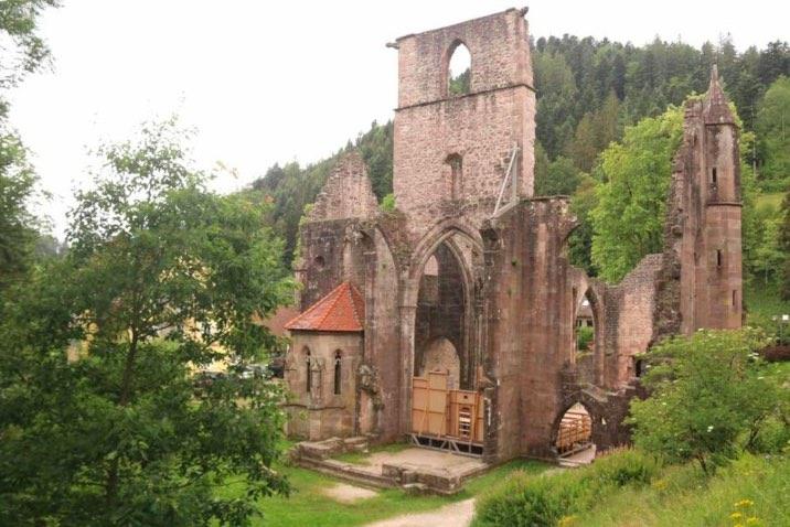 Monastero di Allerheiligen – Germania - meteoweek.com