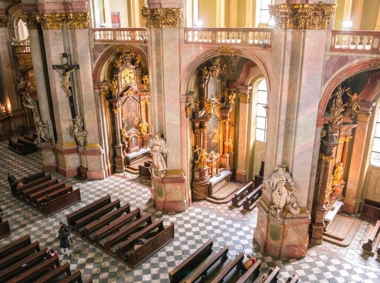 Praga Chiesa di San Nicola - meteoweek.com