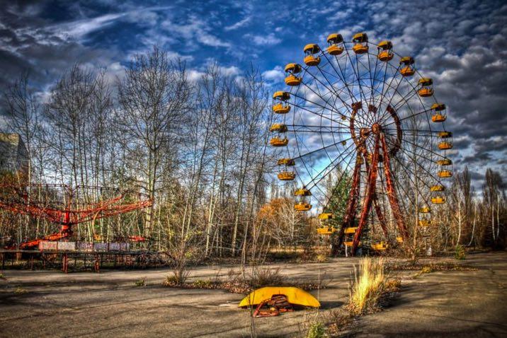 Pripyat – Ucraina - Meteoweek.com
