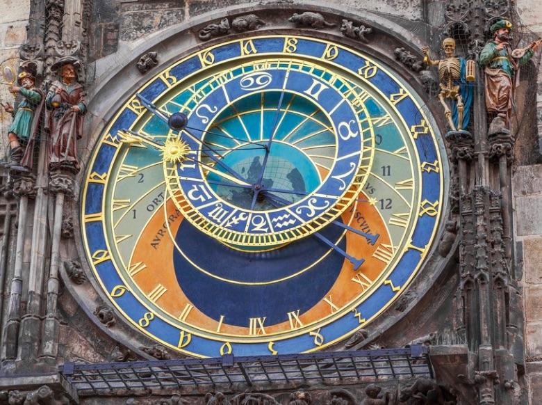 orologio astronomico - meteoweek.com