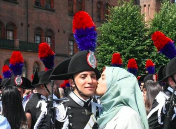Badar primo carabiniere mussulmano - meteoweeek.com