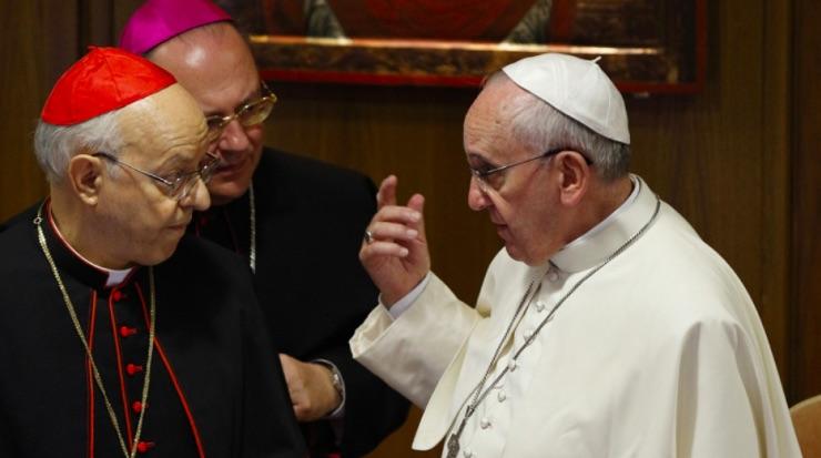Cardinale Lorenzo Baldisseri - meteoweek.com