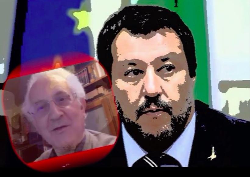 Don Giorgio De Capitani - Matteo Salvini - meteoweek.com