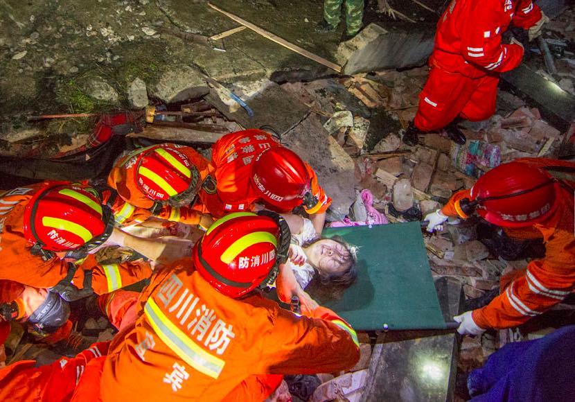 Terremoto in Cina di 6 magnitudo - meteoweek.com