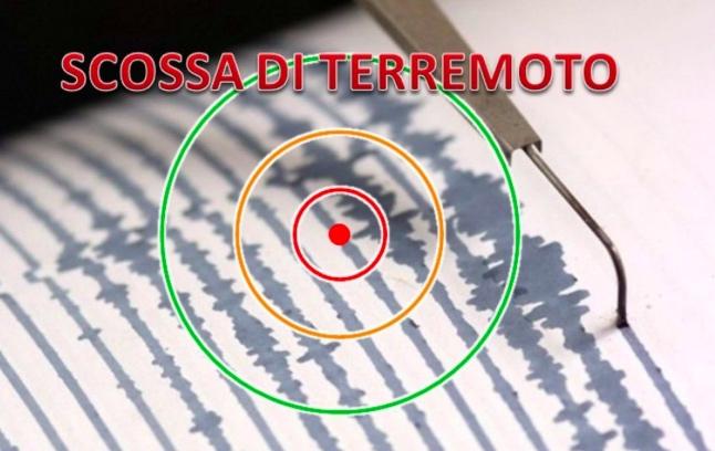 scossa di terremoto Roma 1.4 - meteoweek.com