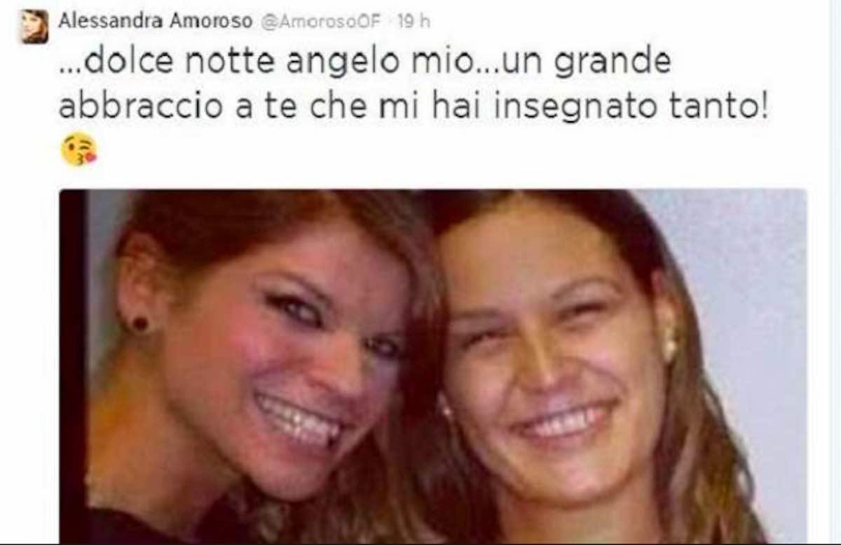 Alessandro Amoroso il posto per l'amica Valeria - meteoweek.com