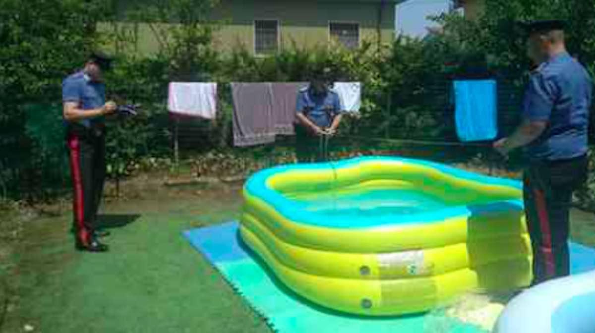 Bambino di 3 anni perde i sensi nella piscinetta dell'asilo- è grave - meteoweek.com