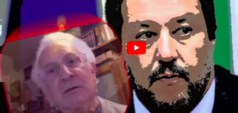 Don Giorgio nel nuovo video- «io bestemmiatore? il dio di Matteo Salvini? è un dio di m....» - meteoweek.com
