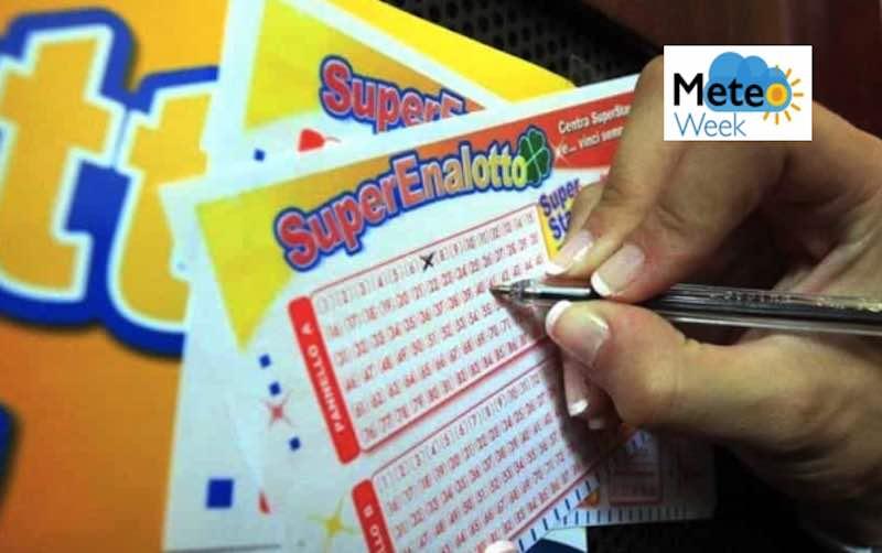 Estrazione Superenalotto e lotto di oggi martedì 16 luglio 2019 - ore 20 00 diretta live - meteoweek.com