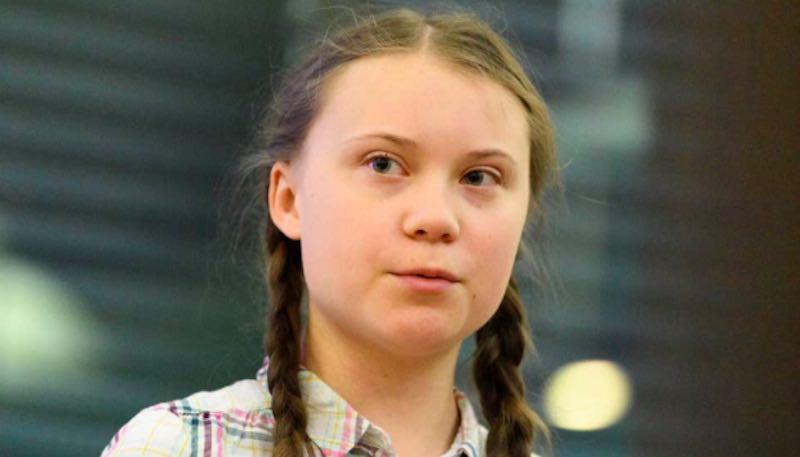 Greta Thunberg - Dormire comodamente senza l'aria condizionata è possibile - meteoweek.com