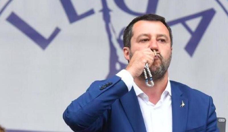 Matteo Salvini i tre leader - Vice Premier - meteoweek.com