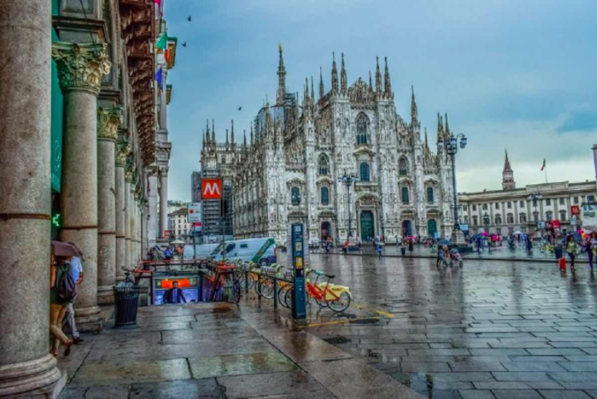 Previsione meteo Milano weekend di sabato 27 e domenica 28 luglio