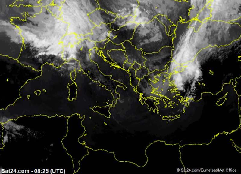 Meteo Weekend- Previsioni del tempo per Sabato e Domenica - meteoweek.com