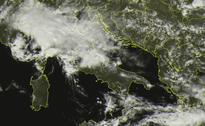Meteo domani previsioni del tempo martedì 16 luglio 2019 in Italia - meteoweek.com