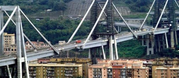 Ponte Morandi video inedito secretato del crollo - meteoweek.com