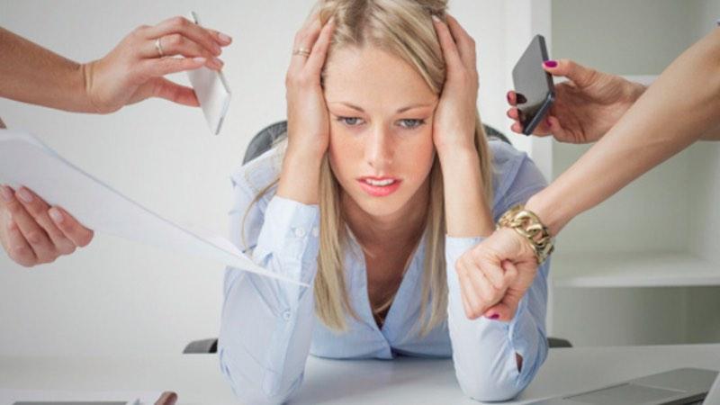 Sintomi da stress - meteoweek.com