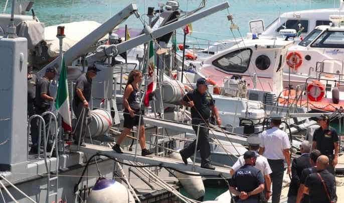 arresto Carola Rackete - meteoweek.com