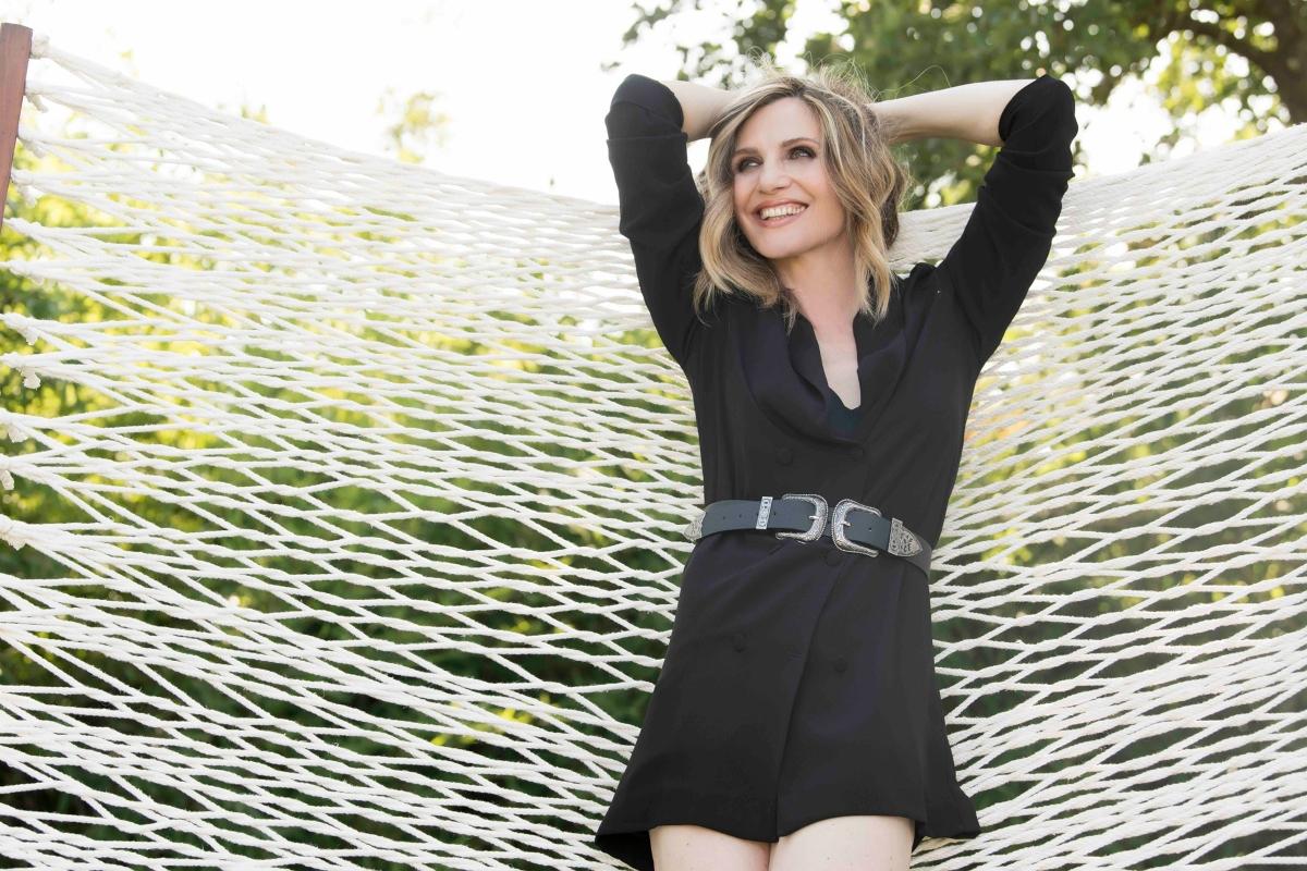 Lorella Cuccarini foto copertina