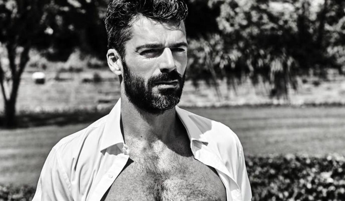 Luca Argentero foto