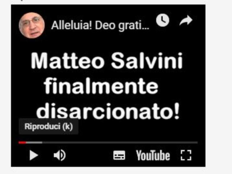 Don Giorgio: nuovo Governo instabile ma sempre meglio di Salvini | VIDEO -meteoweek.com