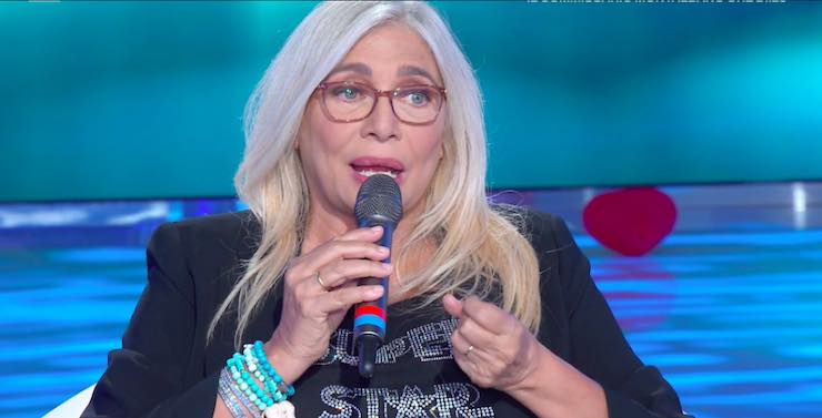 Romina Power in esclusiva che lascia il pubblico a bocca aperta a Domenica In – ho una compagnia