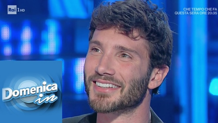 Domenica In, doppi sensi | Stefano de Martino: c'ho sempre voglia!| Video - meteoweek.com