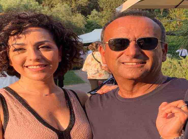 Carlo Conti con la moglie chi e - meteoweek