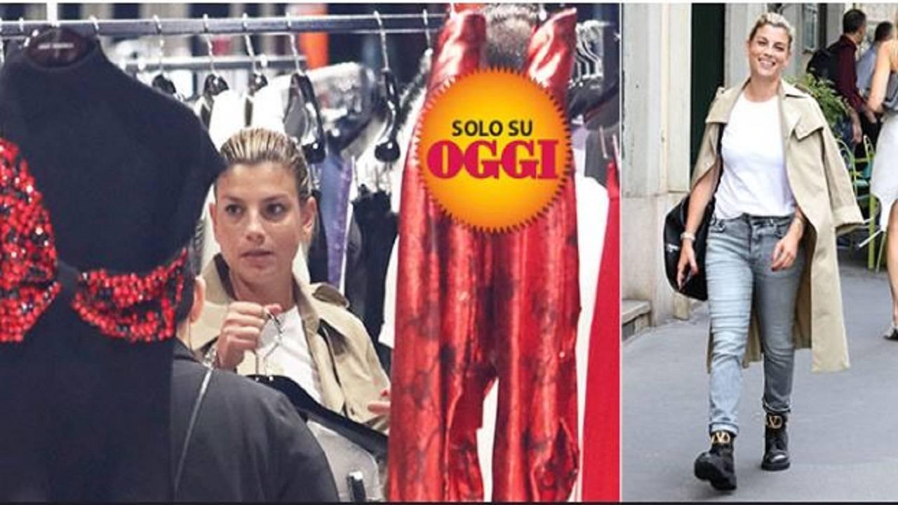Emma Marrone | Prima uscita dopo l'intervento | shopping a Milano | Foto - meteoweek.com