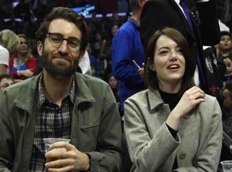 Emma Stone con il fidanzato chi e - meteoweek