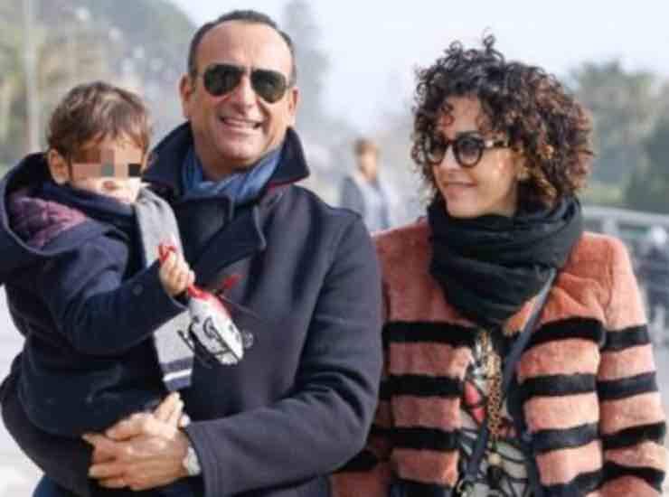 Francesca Vaccaro con la famiglia chi e - meteoweek