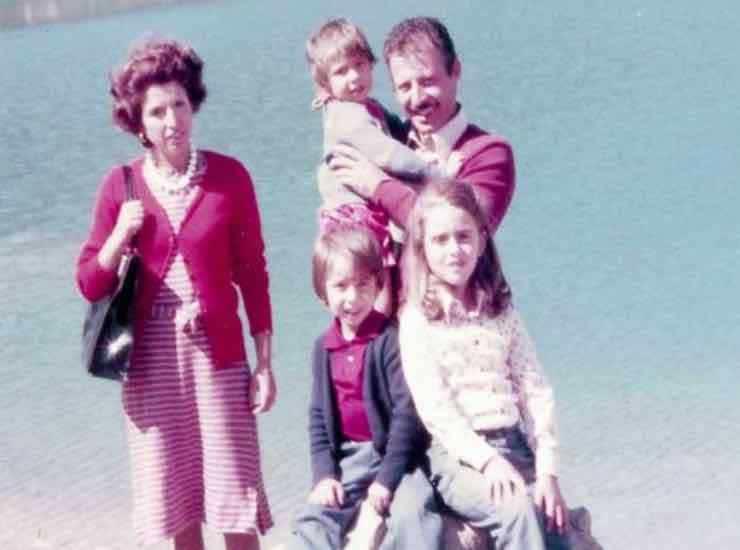 Paolo Borsellino con la famiglia chi era - meteoweek