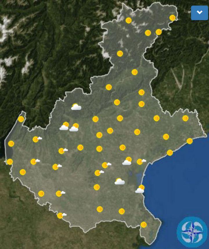 Meteo Verona domani venerdì 11 ottobre: tempo sereno
