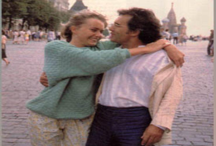 Al Bano e Romina, il momento dell'addio