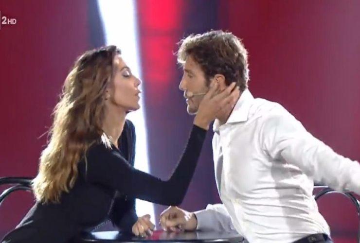 Santiago De Martino ballerino come papà Stefano