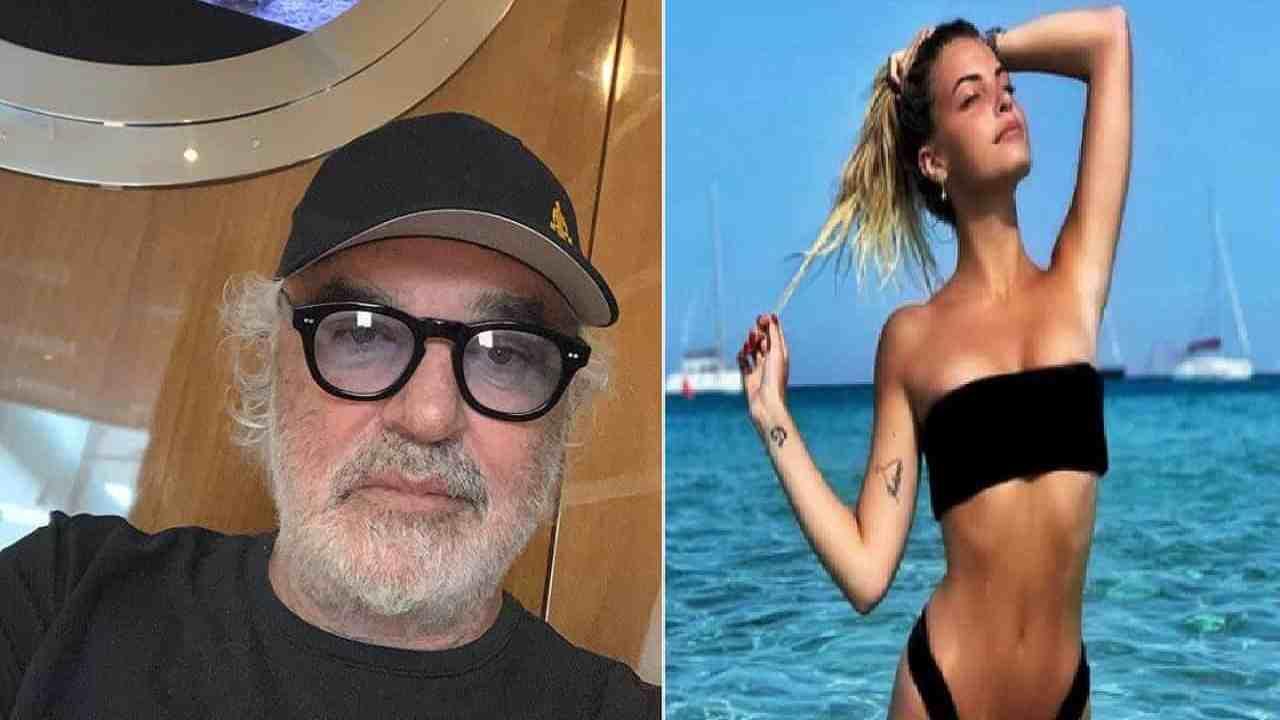 Nuova fidanzata di Briatore   49 anni meno di lui   Foto - meteoweek