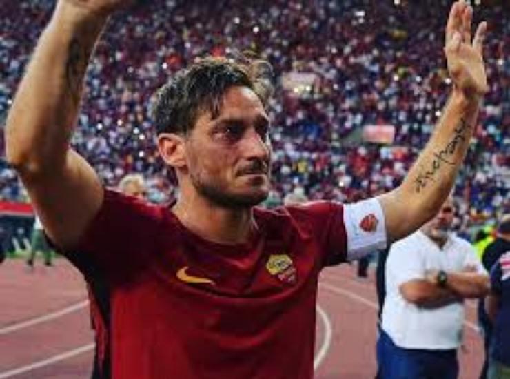 Francesco Totti chi e | carriera | vita privata dell ex romanista - meteoweek
