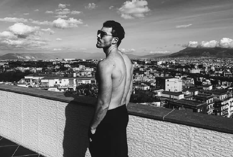 Alessandro Zarino gate meteoweek