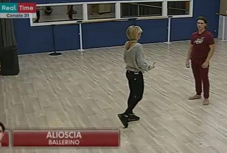 Alioscia e Veronica Peparini - meteoweek