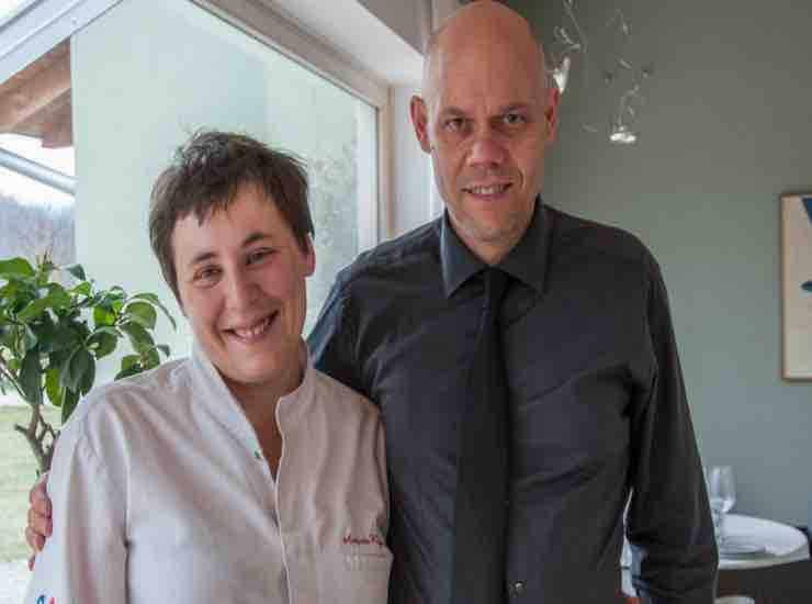 Antonia Klugmann con il compagno chi e - meteoweek
