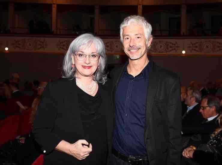 Cecilia Gasdia con il marito chi è - meteoweek
