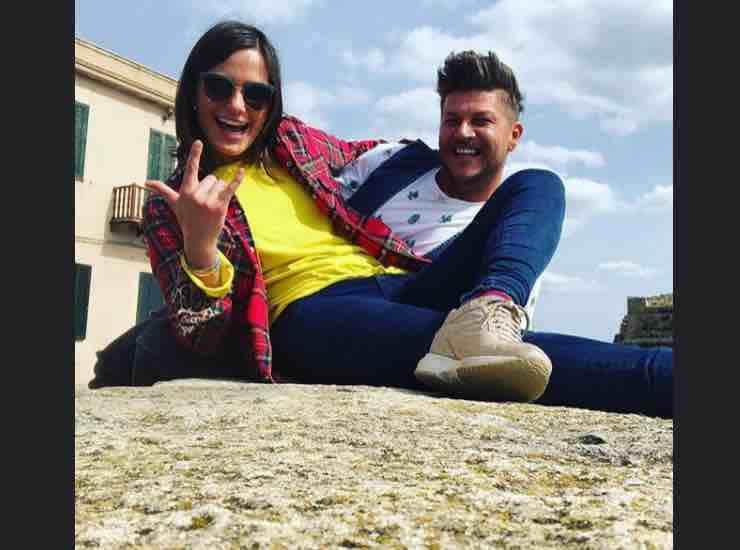 Diego Bongiovanni con la fidanzata chi è - meteoweek